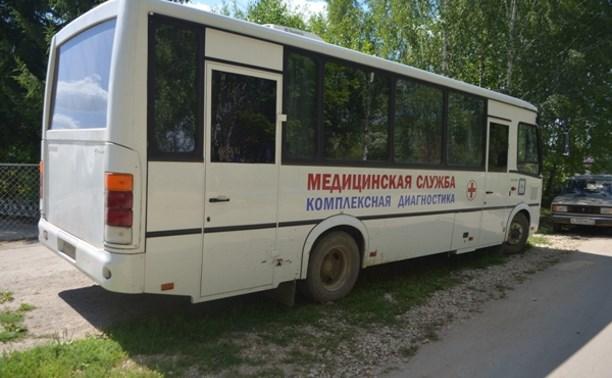 «Выездная поликлиника» — доступная медицинская помощь для селян
