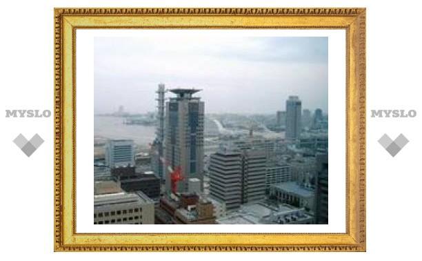 Территория Японии увеличилась за год на семь квадратных километров