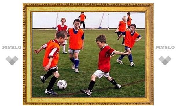 Футболисты тульского «Арсенала» проведут мастер-класс с воспитанниками интерната
