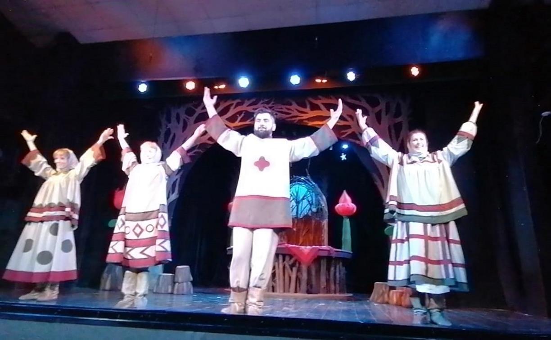 В Тульском театре кукол открыли новый театральный сезон