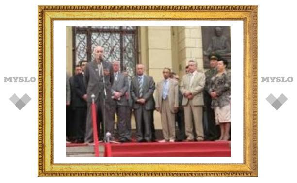 В Туле откроют мемориальную доску герою войны