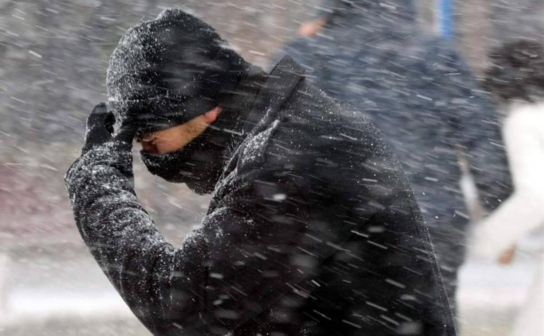 Погода в Туле 28 января: мокрый снег, гололед и оттепель