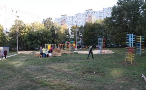 Владимир Груздев отменил решение о строительстве дома на ул. Фрунзе