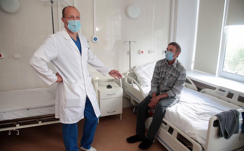 Тульская областная больница возвращается к плановой работе