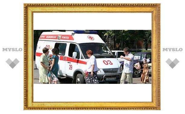 В аварии под Богородицком погиб ребенок