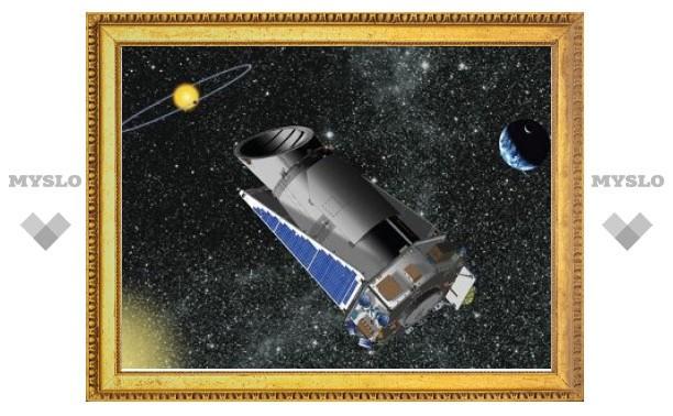 """Телескоп """"Кеплер"""" нашел похожие на Землю планеты"""