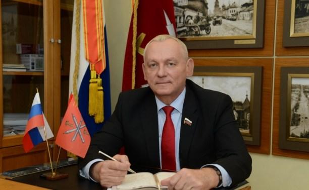 Экс-мэр Тулы несколько лет был под наблюдением ФСБ