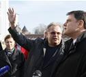 Колокольню Тульского кремля увенчают шпилем в феврале 2014 года