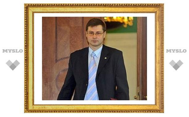 Латвии предсказали банкротство к лету 2009 года