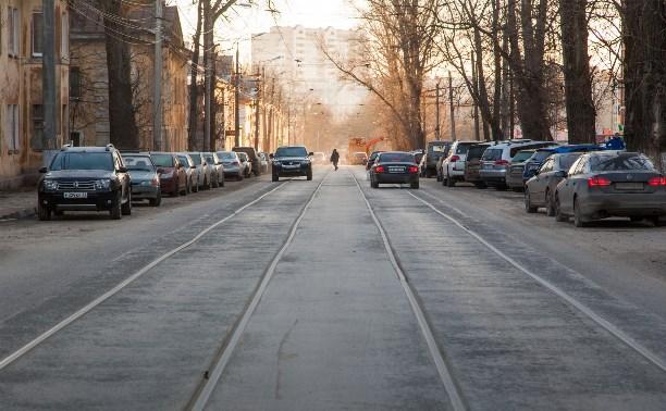 В Туле отремонтируют мосты и трамвайные пути