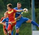 Тульский «Арсенал» уступил румынам на сборах в Австрии