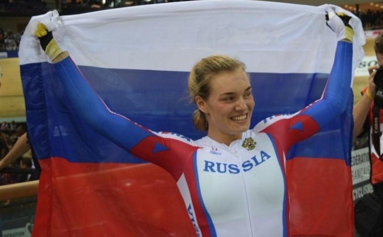 Тульские велогонщики завоевали золото на международных соревнованиях в Чехии