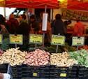 В Пролетарском районе Тулы закрыли два рынка