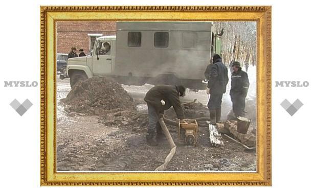 Жители Донского Тульской области остались без тепла
