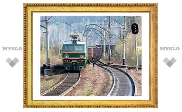 На Горьковской железной дороге предотвращено крушение поезда