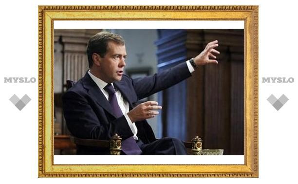 Медведев рассказал о непонятном визите Нетаниягу в Москву