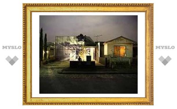 Архитектор построил виртуальный старинный дом