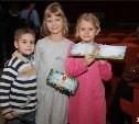 Юные туляки побывали на открытии губернаторской ёлки