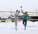 Турнир по пляжному волейболу на снегу TulaOpen: было жарко!