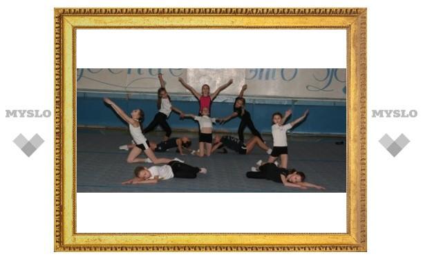 Наши гимнастки покоряют Россию