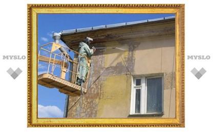 В Туле отремонтировали 413 домов