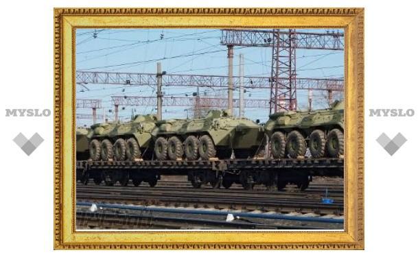 МВД России получило более тысячи единиц техники