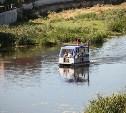 5 июня по Упе поплывет речной трамвайчик