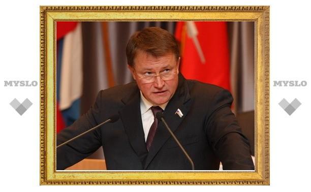 Пресс-служба администрации области прокомментировала ситуацию с губернатором