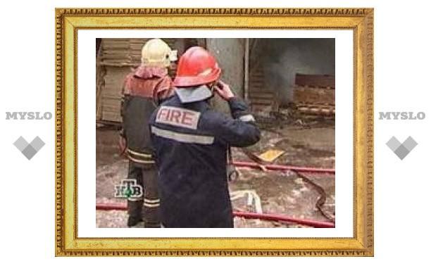 В новогодних пожарах в России погибли более 300 человек