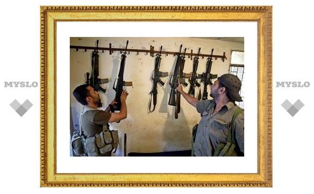 Группа вооруженных палестинцев прорвалась в Израиль