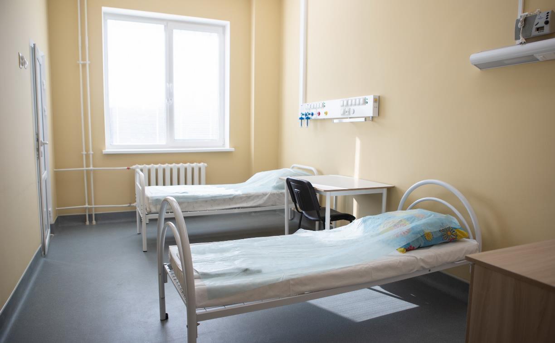 За неделю в Тульской области скончались 45 пациентов с COVID-19