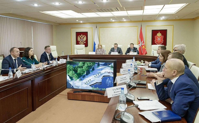 Проект благоустройства Ефремова представлен на всероссийском конкурсе