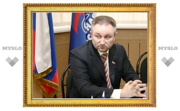 Члены «Единой России» обсудят с губернатором сложившуюся в городе политическую ситуацию