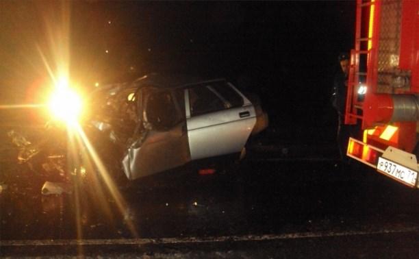 В ДТП на трассе «Дон» погибли четыре человека