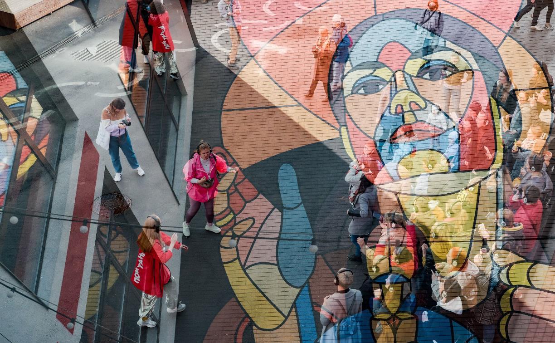 «Открытый микрофон» в Туле: четыре вопроса уличным художникам