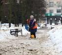 В ближайшие дни Тульскую область ждёт потепление и снегопад