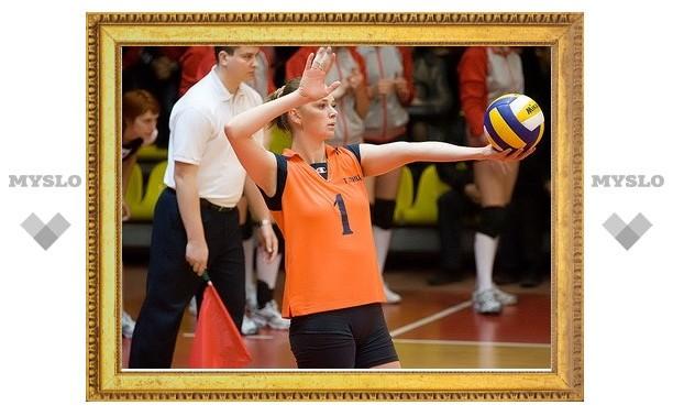 Ветераны волейбола из Тулы - лучшие!