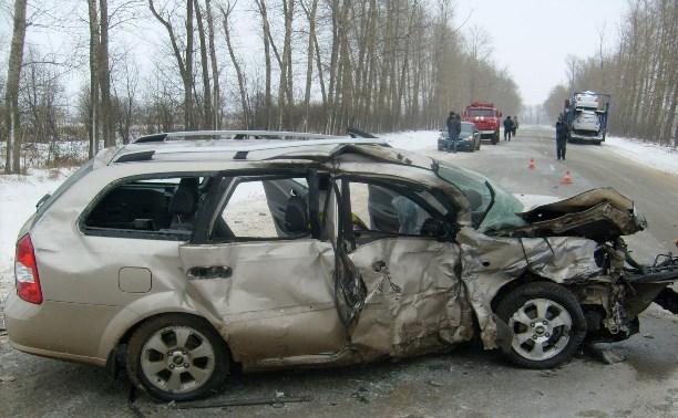 За январь 2015 года в ДТП на тульских дорогах пострадали 25 детей