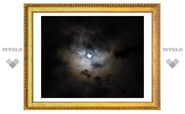 Солнце над Тулой исчезло на 55 %