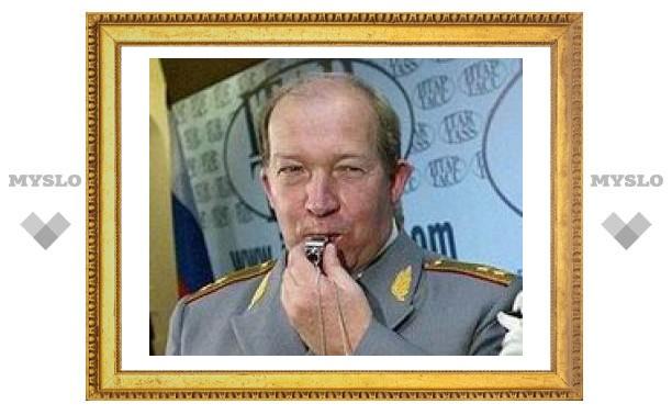 """Сбитая машиной начальника ГИБДД """"частично"""" признала свою вину"""