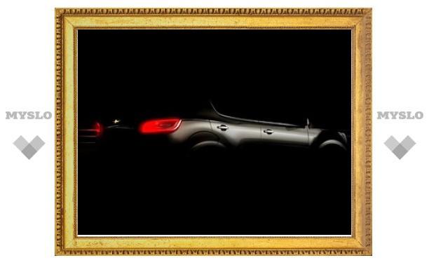 Появилось первое изображение нового Chevrolet TrailBlazer