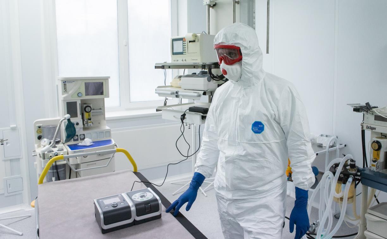 В Тульской области за сутки 70 новых случаев коронавируса