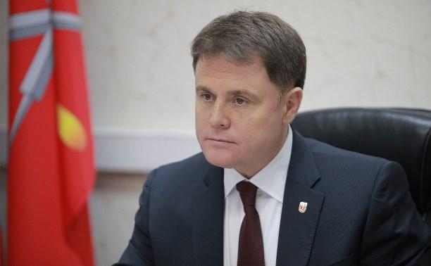 Владимир Груздев встретился c президентом Торгово-промышленной палаты РФ