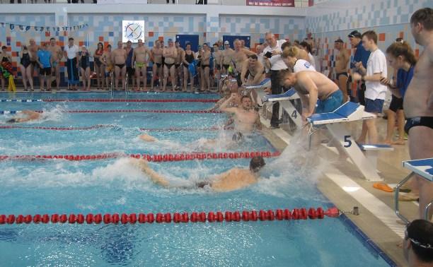 Тульские мастера плавания определили лучших