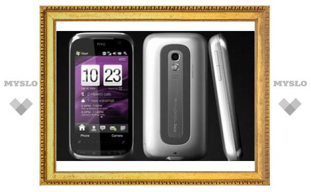В России появился самый дорогой смартфон HTC