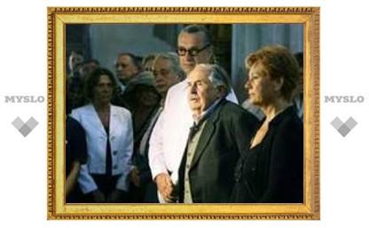 Микеланджело Антониони похоронен в Ферраре