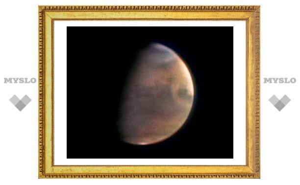 Марс стал холоднее и загадочнее