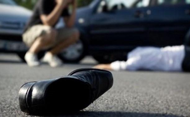 На трассе «Крым» пешехода насмерть сбили два автомобиля