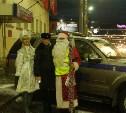 В Туле стартовала акция ГИБДД «Новогодний инспектор»