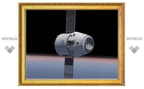 Запуск частного космического корабля перенесли на ноябрь